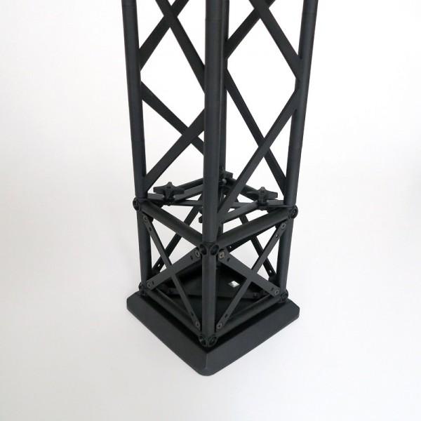 Stable truss base unit