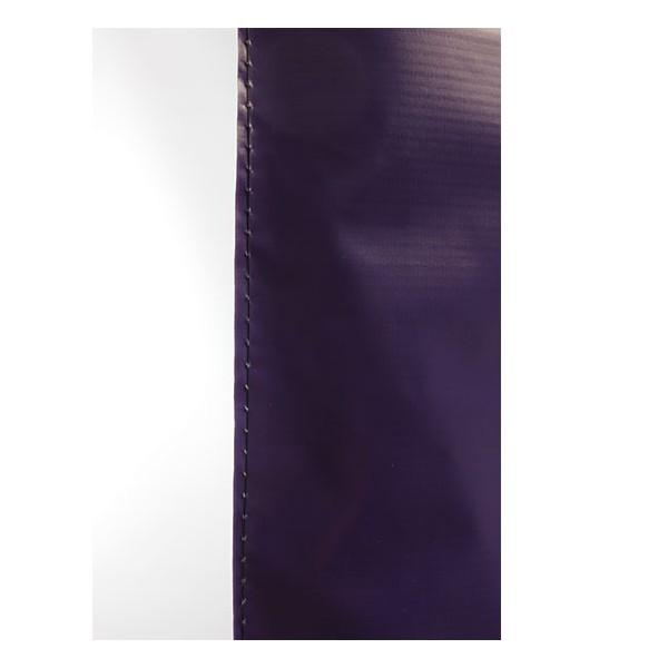 Tear-proof polyester reinforced PVC