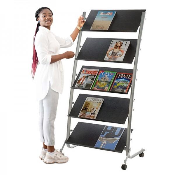Slope Large Mobile Literature Holder