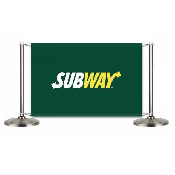 Cafe banner for sandwich shop