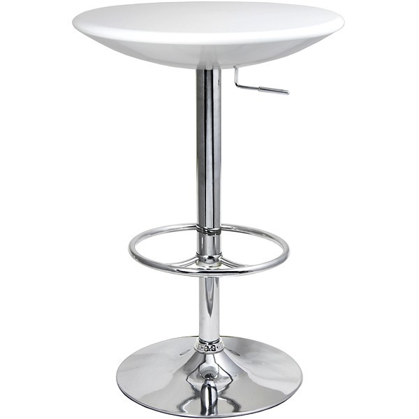 Cafe Bistro Table - White