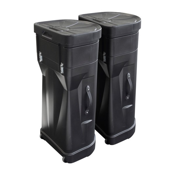 Carry cases for Centro multimedia system