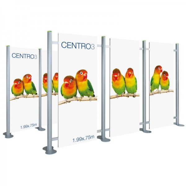Centro 3 - Modular Display Unit
