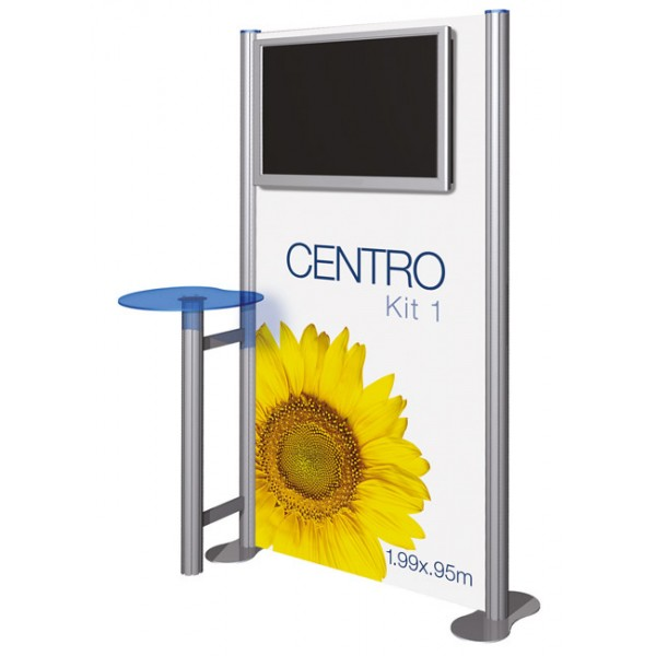 """Exhibition Display Screen Holder - Screens from 32"""" x 42"""""""