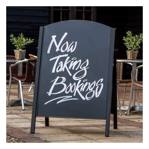 Pub Chalk Board Sign