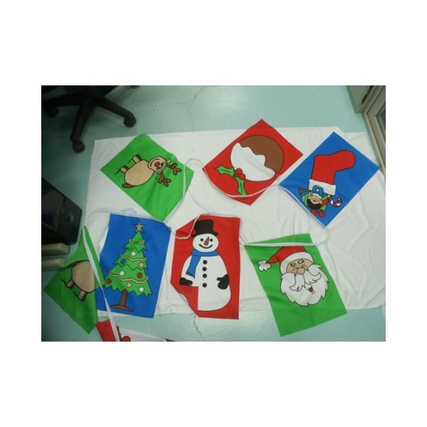 Christmas Bunting Designs
