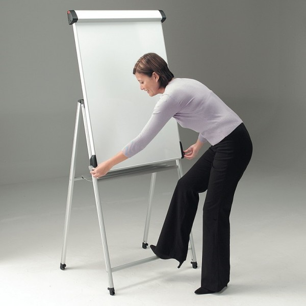 Easy to Assemble Flip Chart Easel