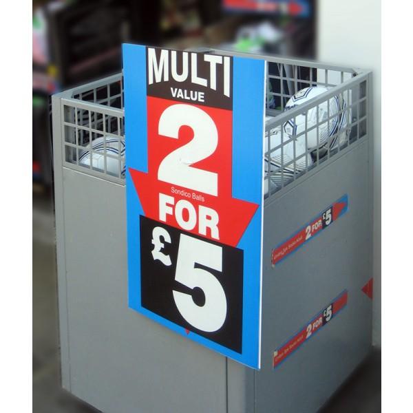 Retail POS Signs
