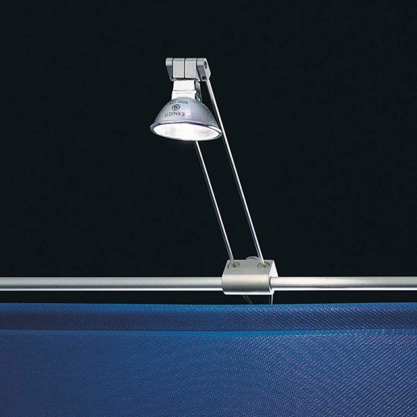 Optional 50w Halogen Light