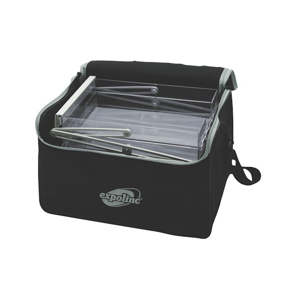Literature Display - Compact Double Sided - Nylon Case