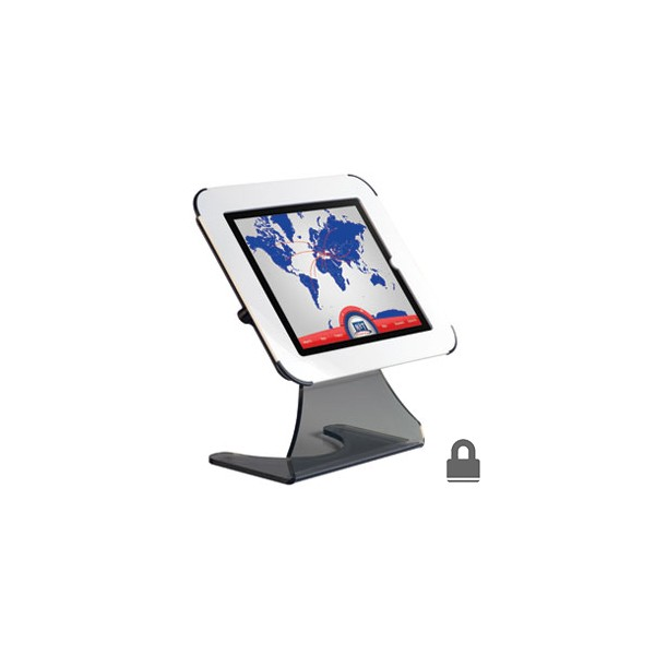 Desktop iPad Enclosure