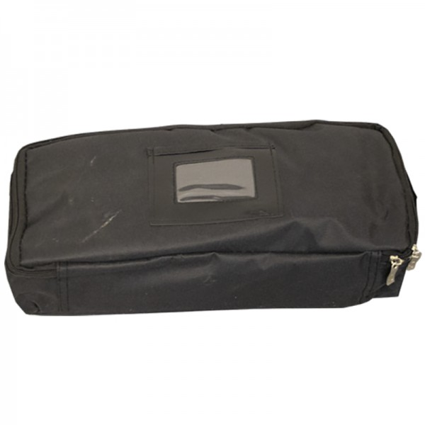 Padded carry case enables peace of mind during transport