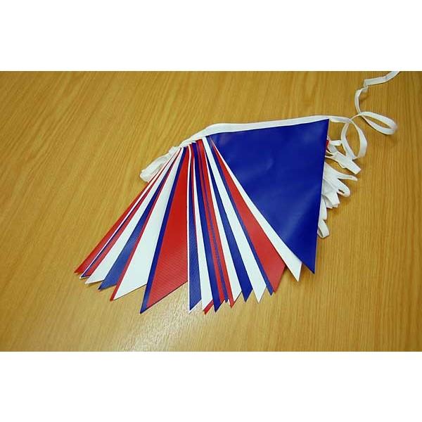 10m Length Red/White/Blue