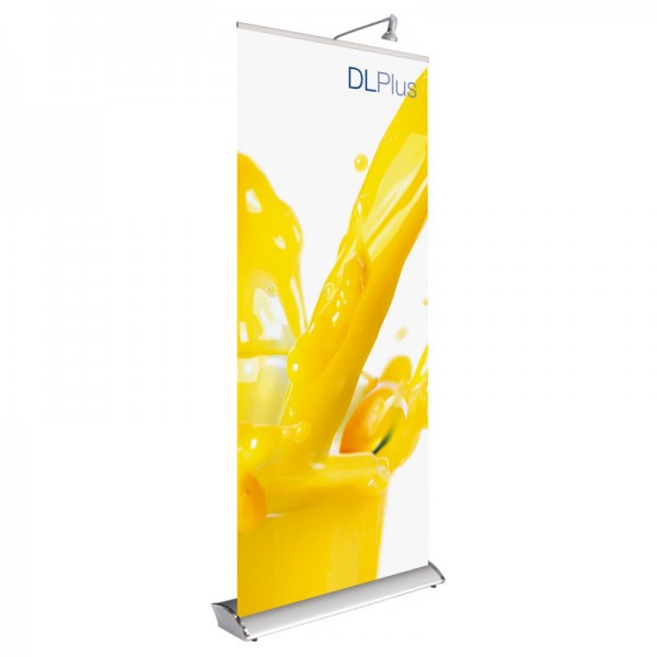 Pull Up Linked Banner Stand Wall - Single Unit