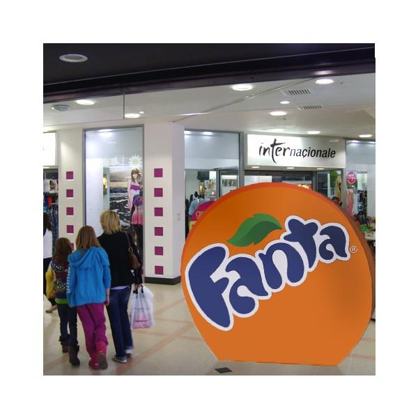 Large Format Retail Display