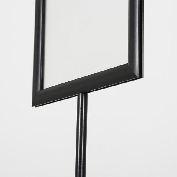 Slim profile poster holder menuboard