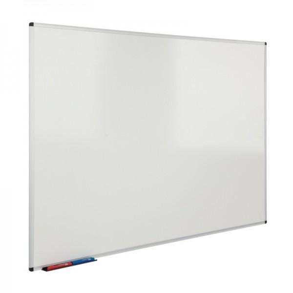 Dual sided whiteboard