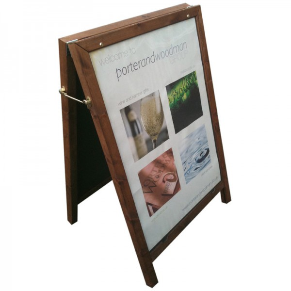 Display posters in style