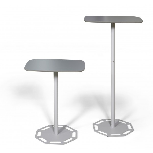 2 adjustable height options