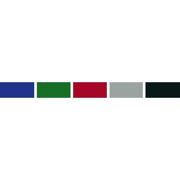 5 different Colour Options
