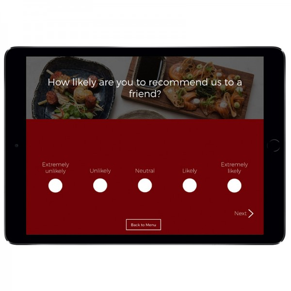 The Feedback Module is designed for you to receive instant responses from customers