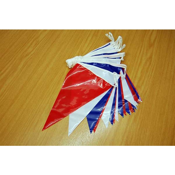 10m Length Red/White/Blue