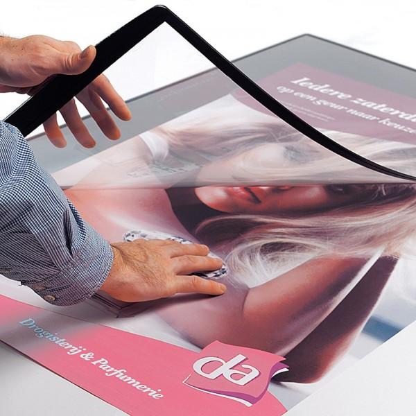 Floor Poster Holder - A1