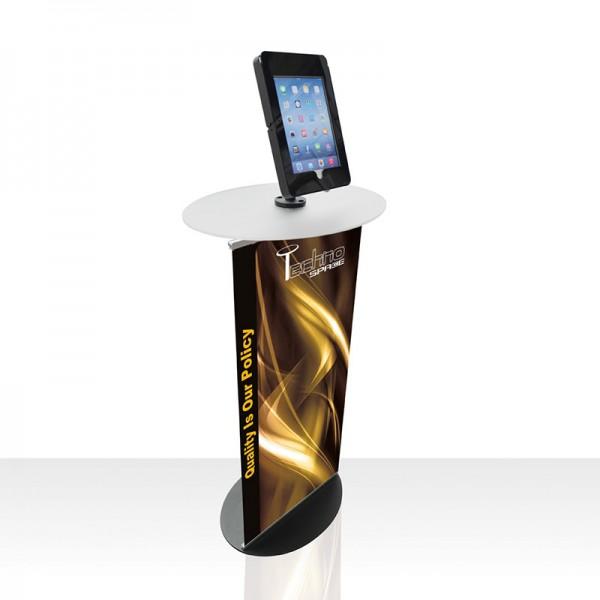 Floor Standing Tablet Display