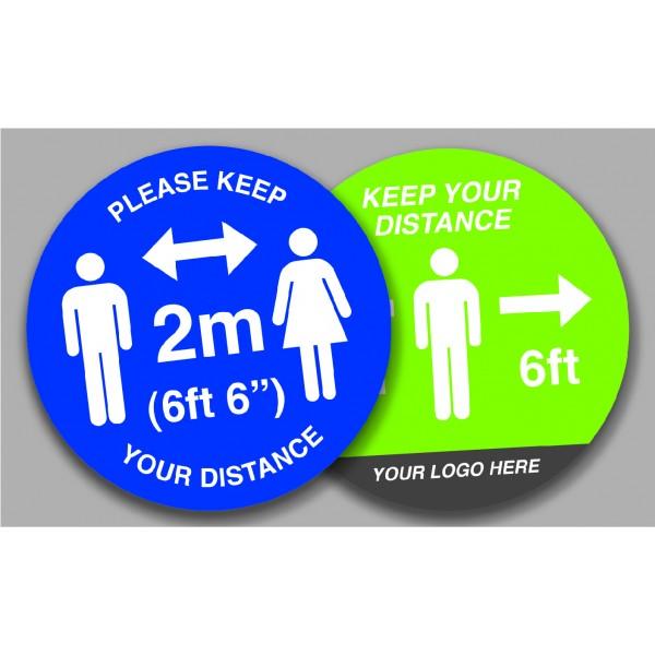 Ideal for indoor social distancing