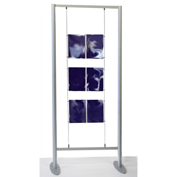 Free Standing Wire Display System