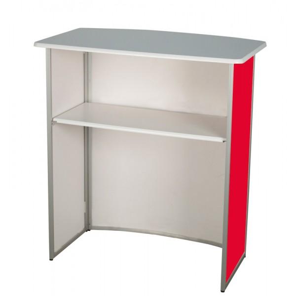 Straight Folding Counter Rear
