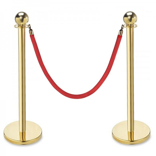 Ideal for VIP red carpet and hotel receptions