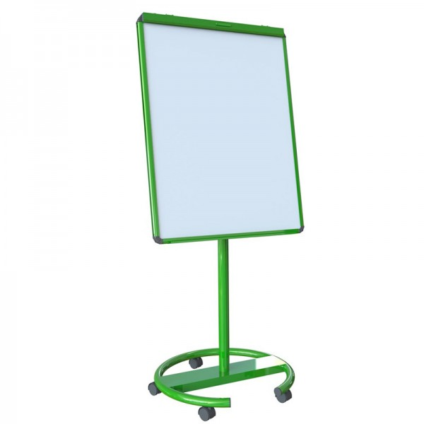 Green mobile whiteboard