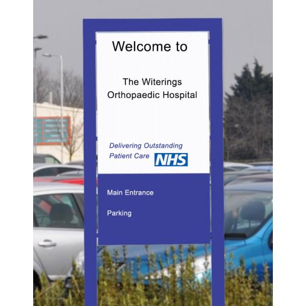 Ideal for NHS establishments