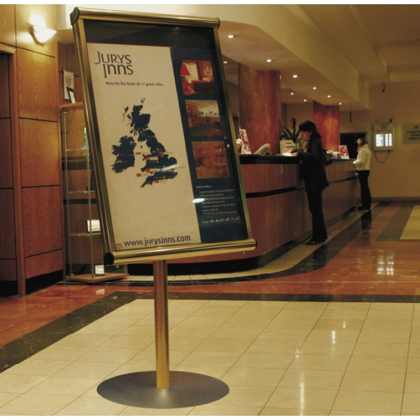 Hotel Display Stands