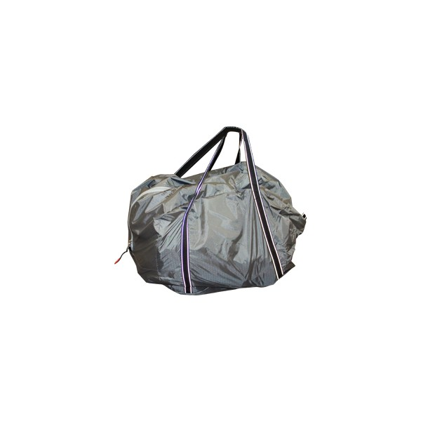 Included carry bag