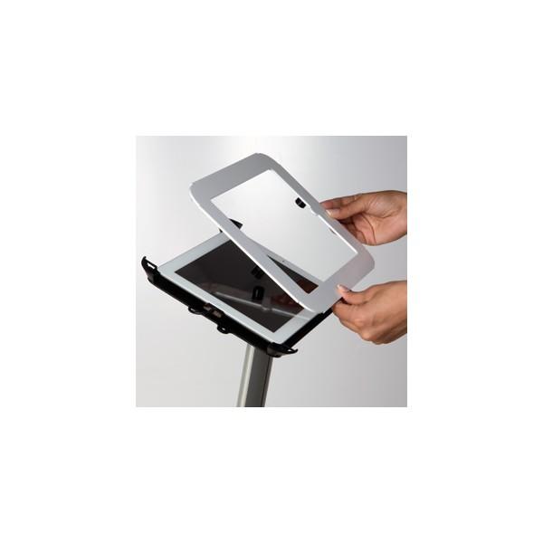 Secure iPad Fascia in Black or White