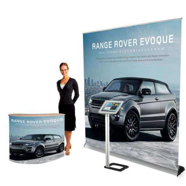 Exhibition stand design idea