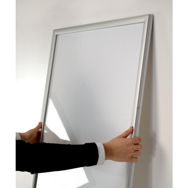 7 lightbox poster sizes are available