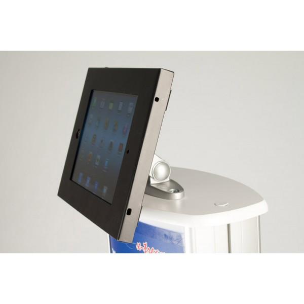 Mountable iPad stand