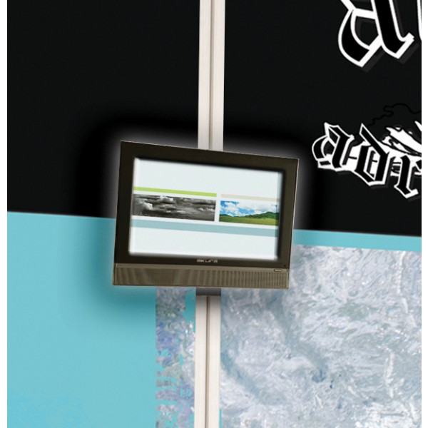 Optional LCD Bracket - 15kg Max Load