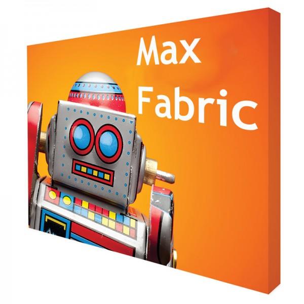 Max Fabric Pop-Up