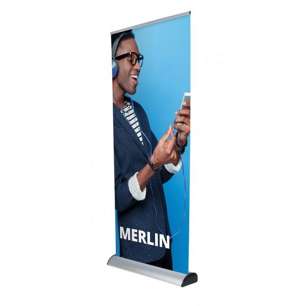 Retractable Cassette Banner Stands