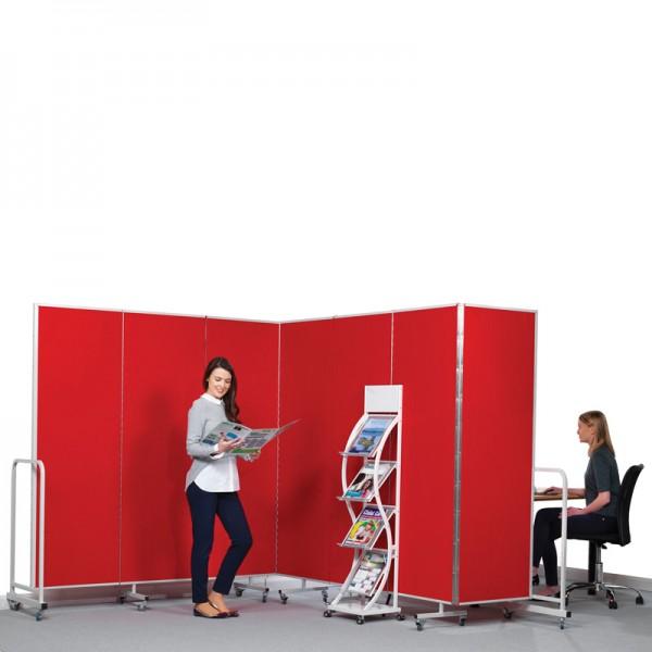 Folding Office Divider