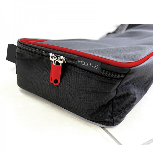Side View Of The Convenient Carry Bag