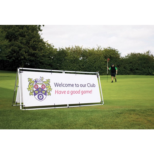Ideal for golfing events