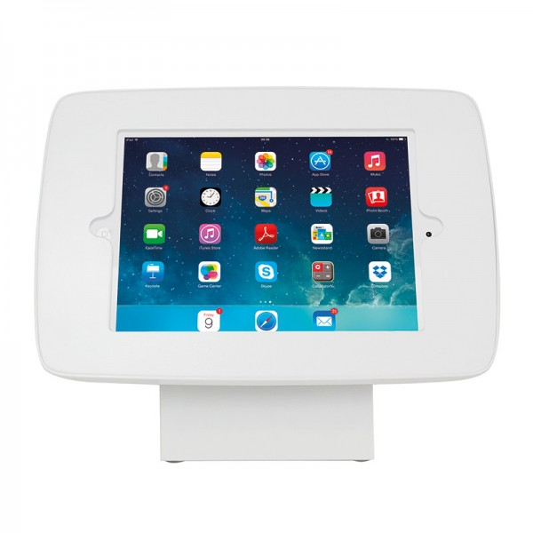 iPad Tablet Holder White - Landscape