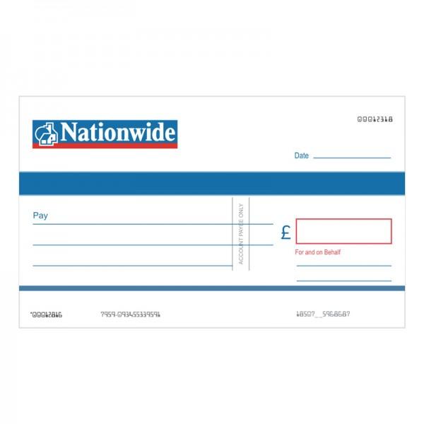 Big Cheque - Nationwide
