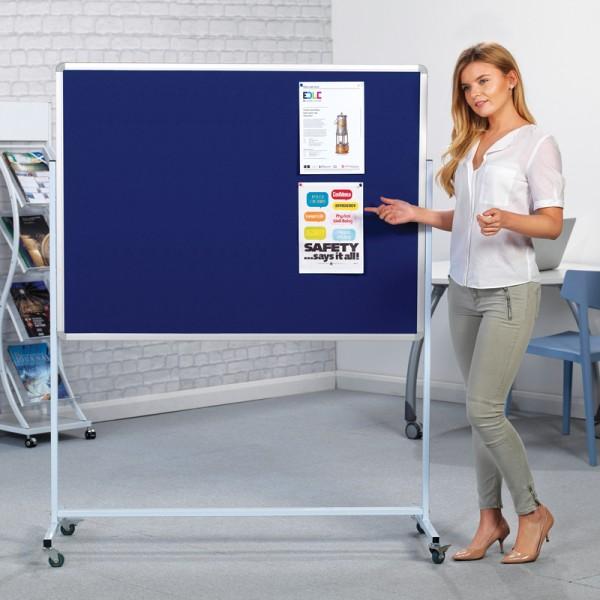 Mobile Pinnable Presentation Display Board