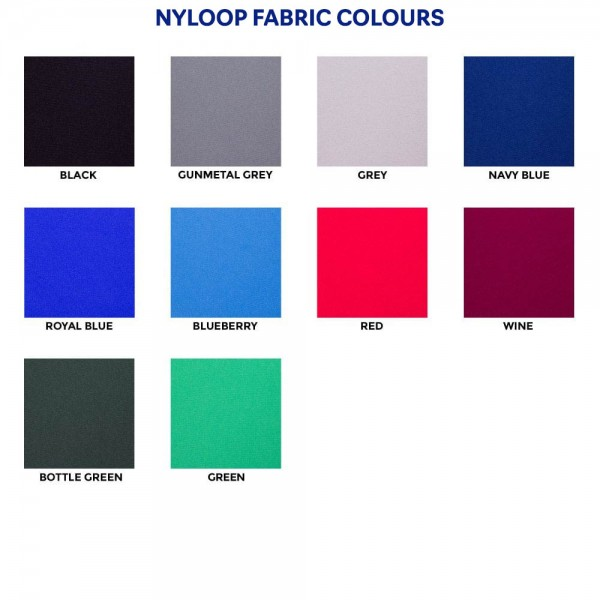 Nyloop colour options